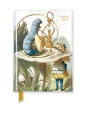 Tenniel: Alice in Wonderland Pocket Diary 2019