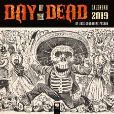 Day of the Dead Wall Calendar 2019 (Art Calendar)