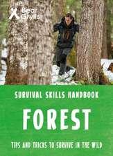 Grylls, B: Bear Grylls Survival Skills Forest