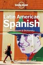 Latin American Spanish Phrasebook & Dictionary