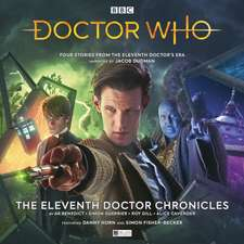Benedict, A: Doctor Who - The Eleventh Doctor Chronicles