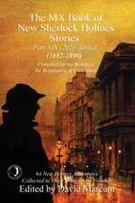 The MX Book of New Sherlock Holmes Stories Part XIX