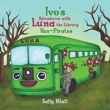 Ivo's Adventures with Luna the Library Van - Pirates