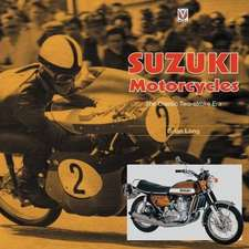 Suzuki Motorcycles - The Classic Two-Stroke Era: 1955 to 1978