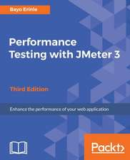 Performance Testing with Jmeter 3