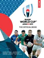 Rugby Wc 2019 Japan Official Book