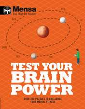 TEST YOUR BRAINPOWER