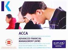 ADVANCED FINANCIAL MANAGEMENT - POCKET NOTES