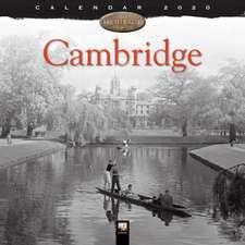 Cambridge Heritage Wall Calendar 2020 (Art Calendar)