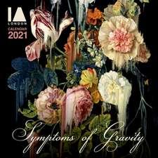IA London - Symptoms of Gravity Wall Calendar 2021 (Art Calendar)