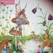 Fairyland Wall Calendar 2021 (Art Calendar)