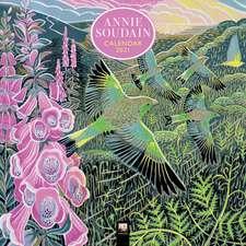 Annie Soudain Wall Calendar 2021 (Art Calendar)