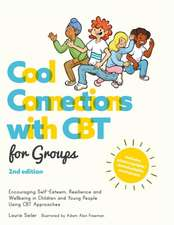 COOL CONNECTIONS WITH CBT FOR GROUPS 2ND