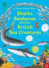 National Trust: Sharks, Seahorses and other British Sea Crea