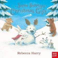 SNOW BUNNYS CHRISTMAS GIFT