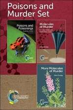 Poisons and Murder Set