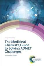 The Medicinal Chemist's Guide to Solving Admet Challenges