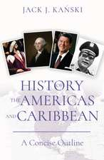 History of the Americas and Caribbean