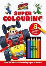 MICKEY: Mickey and The Roadster Racers