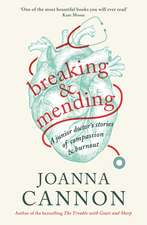 Breaking & Mending: A junior doctor's stories of compassion & burnout