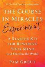 Course in Miracles Playbook