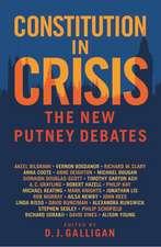 Constitution in Crisis: The New Putney Debates