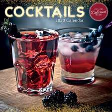 Cocktails 2020 - 16-Monatskalender