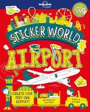 Sticker World: Airport