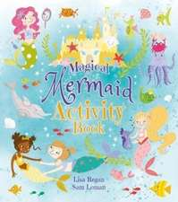 THE MAGICAL MERMAID ACTIVITY BOOK