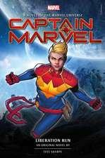 Captain Marvel: Liberation Run