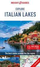 Insight Guides Explore Italian Lakes (Travel Guide with Free eBook)