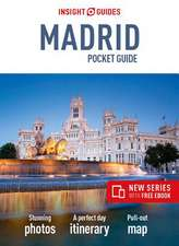 Insight Guides Pocket Madrid (Travel Guide with Free eBook)