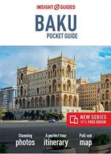 Insight Guides Pocket Baku (Travel Guide with Free eBook)