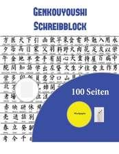 Genkouyoushi Schreibblock