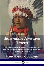 Jicarilla Apache Texts