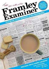 Incomplete Framley Examiner