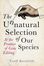 Unnatural Selection of Our Species