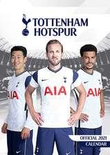 Official Tottenham Hotspur FC A3 Calendar 2022