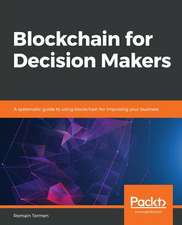 Blockchain for Decision Makers