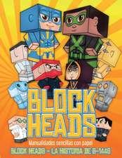 Manualidades sencillas con papel (Block Heads - La historia de S-1448)
