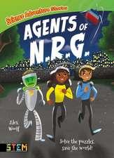 Science Adventure Stories: Agents of N.R.G.