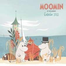 Moomin by Tove Jansson Wall Calendar 2022 (Art Calendar)