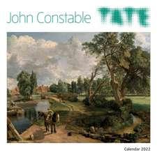 Tate: John Constable Wall Calendar 2022 (Art Calendar)