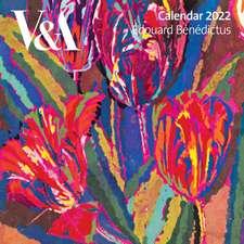 V&A - Édouard Bénédictus Wall Calendar 2022 (Art Calendar)