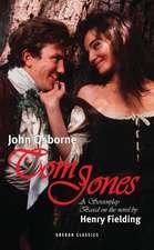 Tom Jones:  A Screenplay
