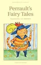Perrault's Fairy Tales:  Memoirs of a Woman of Pleasure