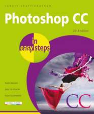 Photoshop CC in easy steps - 2018 edition