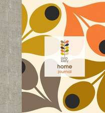 Orla Kiely:  Home Journal