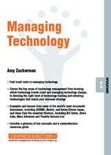 Technology Management: Operations 06.08
