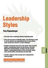 Leadership Styles: Leading 08.04